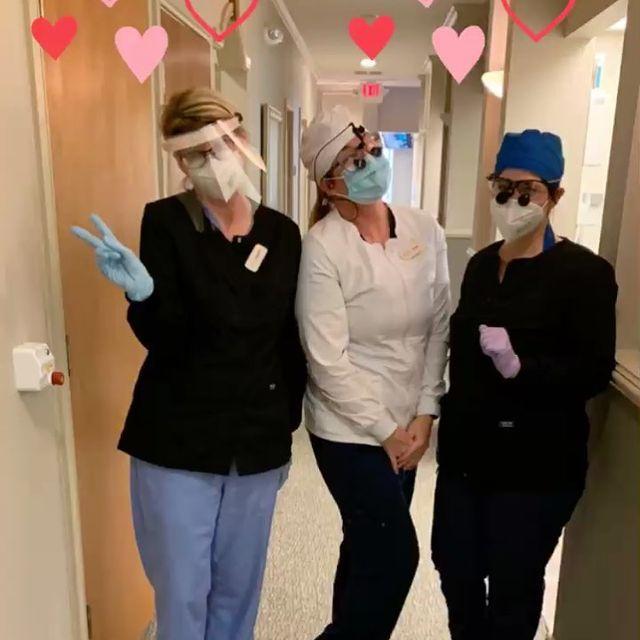 Medical team at Pure Smiles Dentistry
