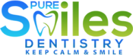logo Pure Smiles Marietta Marietta, GA
